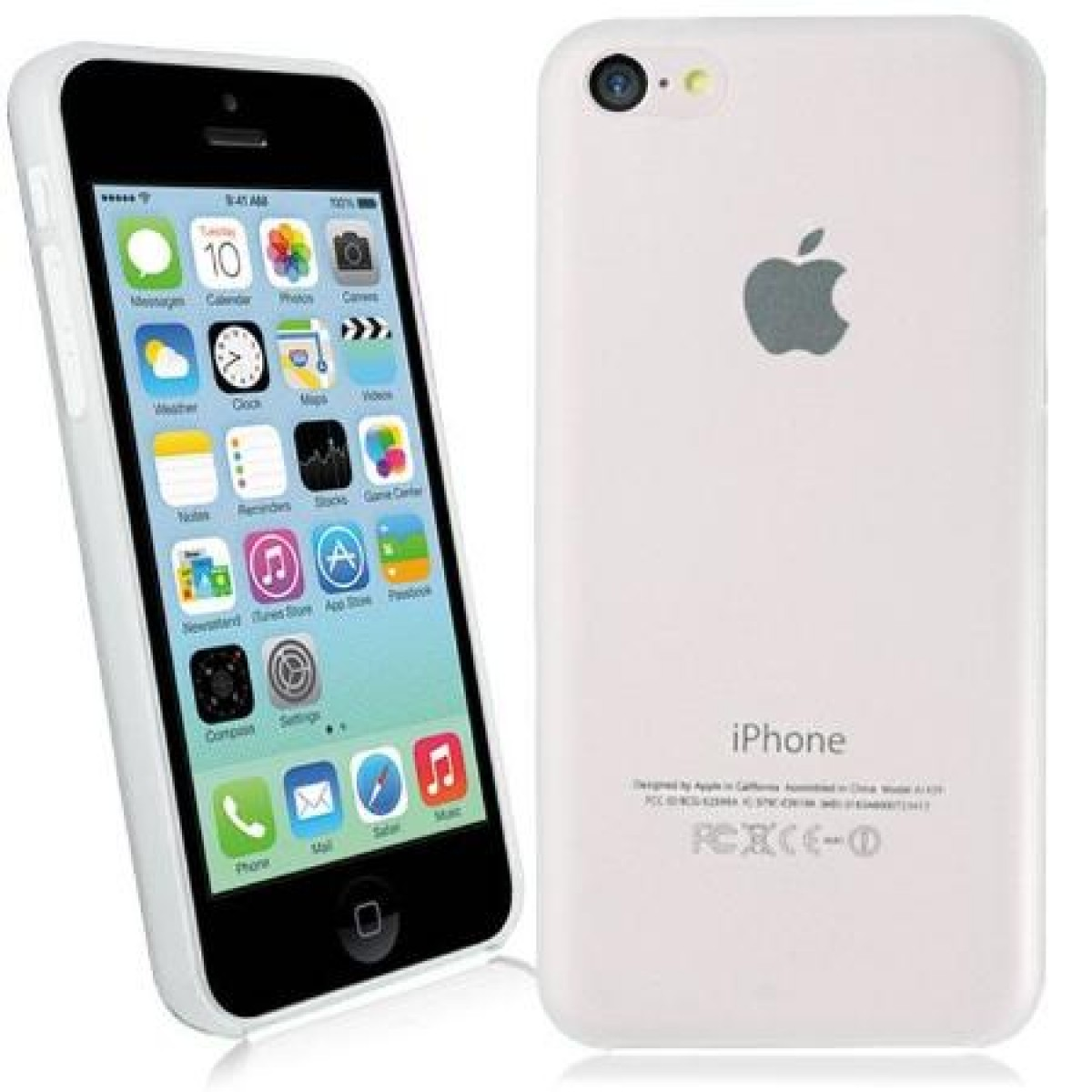 iPhone silicone phone cases for iphone 5 : Inu00edcio / iPhone / iPhone 5C / Capa Case Ultra Slim iPhone 5c Fosca 0 ...