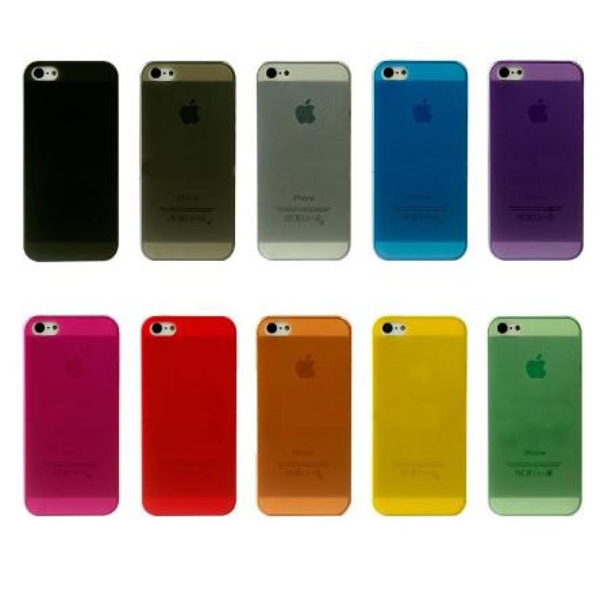 Iphone 5 5s Fosca 0,5mm - Super Fina - Capas para Celular iPhone 5 ...